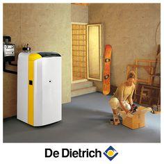 Notre gamme de chaudières fioul à condensation GTU vous garantit un bien-être sur mesure et une eau chaude sanitaire abondante et de qualité. http://dedietri.ch/s/NFTIl