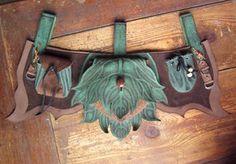 Finyas leathern apron LARP by ~RoastedMoth on deviantART
