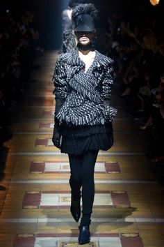 Paris Fashion Week Fall 2014 RTW: Lanvin | Anibundel: Pop Culturess