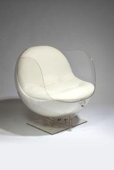 Retro-Future, Futuristic Furniture - Boris Tabakoff #Futuristicfurniture