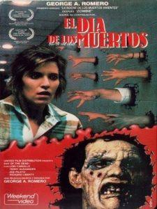 El Día de los MuertosGeorge (A. Romero's Day of the Dead,1985) Vista el31-oct-15