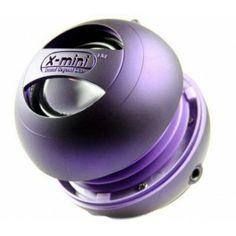 Originale et design, l'enceinte X mini II signée X-Mi se présente sous la forme d'une minuscule boule design et colorée. Elle permet de connecter toute source audio équipée d'une entrée jack (lecteur MP3, ordinateur portable, téléphone portable) pour profiter du son de l'appareil sans casque.La X-mini II possède des haut-parleurs 40 mm et du système Bass Xpansion qui offrent une expérience sonore…