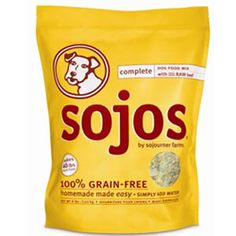 Sojos Beef Dehydrated Dog Food --- our picky eater <3's this stuff!