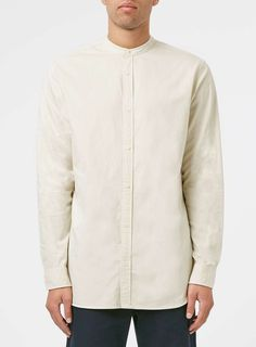 Selected Homme Sand Casual Shirt - Topman