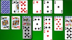 Screenshot: 5 incredible Solitaire game modes all in one app including classic Solitaire (known as Klondike), Spider, FreeCell, Pyramid and TriPeaks. World Of Solitaire, Pyramid Solitaire, Spider Solitaire, Play Solitaire Game, Best Solitaire Games, Generation Z, Most Played, Childhood Days, All In One App