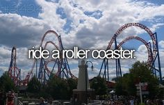 """Repin if you thought of """"I'm on a rollercoaster that only goes up""""...I know I did :')"""