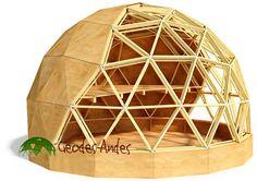 Resultado de imagen para domos geodesicos