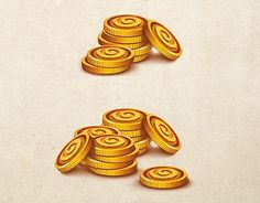 """Check out new work on my @Behance portfolio: """"Coin"""" http://be.net/gallery/32375779/Coin"""