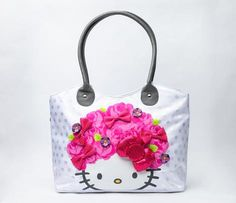 Hello Kitty Tote Bag: Bloom