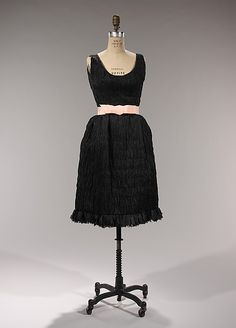 LBD  House of Givenchy  1961