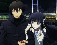 Tatsuya and Miyuki
