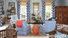 SUMMER HOUSE - Mark D. Sikes: Chic People, Glamorous Places, Stylish Things