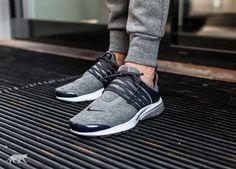 Nike Air Presto TP QS (Tumbled Grey / Black - Anthracite - White)