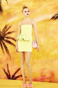 Moschino Cheap & Chic RTW Spring 2014 - Slideshow - Runway, Fashion Week, Reviews and Slideshows - WWD.com