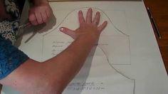 Даже, если Вы новичок в вязании и никогда не строили выкройки - в данном видео Вы легко и просто научитесь самостоятельно строить выкройки рукава для трикота...