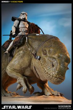 Sixth Scale Dewback & Sandtrooper / Sideshow Collectibles / JCG