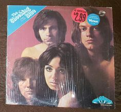 For Sale THE SHOCKING BLUE Self Titled S/T LP 1969 << IN SHRINK >> w/HYPE & price sticker #vinyl #records #vinylrecords #psychedelicrock #album #ebay #forsale