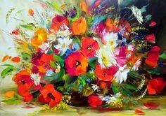 bodegones-de-flores-comerciales-pintadas-con-oleo-y-espatula