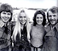 Abba in the early years