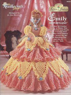 Crochet Ladies of Fashion Emily of Portland by The Needlecraft Shop (982523)