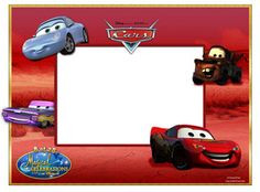 Cars Printable Frame | Disney's Free Digital Download Prizes from 2009 Magical Celebrations Sweepstakes | SKGaleana