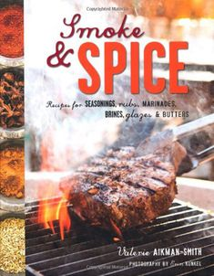 Buy the Smoke & Spice cookbook