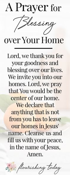 Do you pray God's Word over your home? There is power in praying Bible verses over the things that are important to us. Here are 5 scriptures to pray over your home and family. wort 5 Powerful Scriptures to Pray over Your Home and Family Prayer Scriptures, Bible Prayers, Catholic Prayers, Faith Prayer, God Prayer, Family Bible Verses, Bible Verses On Marriage, Morning Prayer Catholic, Prayer For Wisdom