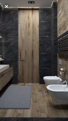 Modern Bathroom Have a nice week everyone! Today we bring you the topic: a modern bathroom. Do you know how to achieve the perfect bathroom decor? Bathroom Lighting Design, Modern Bathroom Design, Bathroom Interior Design, Modern Interior, Minimal Bathroom, Restroom Design, Bathroom Designs, Bad Inspiration, Bathroom Inspiration