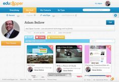 """EduClipper Launches Its """"Pinterest For Education"""" To Bring Better Crowdsourced Curation And Sharing To The Classroom"""