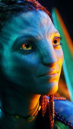 AvatarCanadaPresents; ---- Avatar Neytiri;  WhatsDreams Are Realy MadeFrom Of TheRealTime WORK inFreedom Of Expression Creation                                                                                                                                                      Mehr