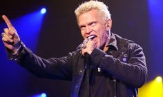 Billy Idol: 'I did what I wanted, with the weapons of rock'n'roll'
