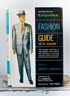 Esquire Fashion Guide, 1965