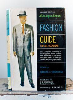 Esquire Fashion Guide, 1965