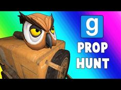 Gmod Prop Hunt Funny Moments - Filing Cabinet Jukes! (Garry's Mod) - YouTube