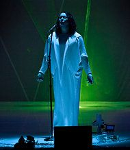Antony and the Johnsons at Radio City Music Hall, 1/26/12  This was one of the most incredible, mesmerizing shows I have ever seen