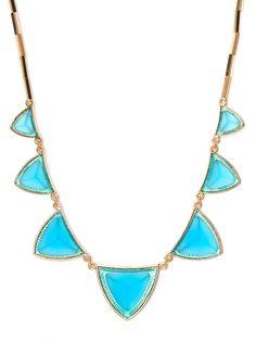 Sky triad necklace