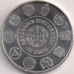Wertseite: Münze-Europa-Südeuropa-Portugal-Euro-10.00-2005-Sé do Porto