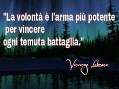 Buongiorno a tutti voi !   Vincenzo Lubrano