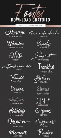 fonts design * fonts _ fonts alphabet _ fonts handwriting _ fonts handwritten _ fonts alphabet handwritten _ fonts design _ fonts for tattoos _ fonts alphabet simple Free Typography Fonts, Calligraphy Fonts, Typography Letters, Calligraphy Alphabet, Font Design, Graphic Design Fonts, Web Design, Handwriting Alphabet, Alphabet Fonts