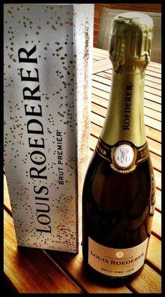 El Alma del Vino.: Champagne Louis Roederer Brut Premier.
