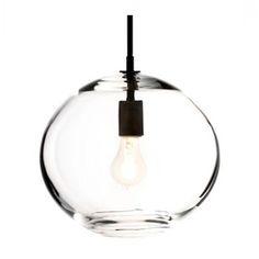 Float Pendant Crystal, Glass, Pendant by Michael Dawkins Home Blown Glass Pendant Light, Pendant Chandelier, Pendant Lighting, Luxury Lighting, Shop Lighting, Ceiling Fixtures, Ceiling Lights, Elegant Kitchens, Island Design