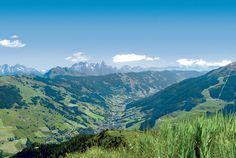 Das Tal der Spiele in Saalbach Hinterglemm