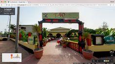 Virtually walk around in Tao Restaurant #restaurant #gambia #streetviewtrusted