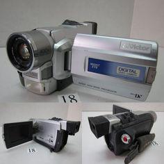 VICTOR  GR-DVF20K  ※電源OK。LCD接触不良。動かしていると、時々映らない事があります。 VICTOR  GR-DVA10  ※電源OK。ハンドストラップ欠損。 VICTOR  GZ-MG155  ※ハンドストラップ欠損。ズームピント不良。