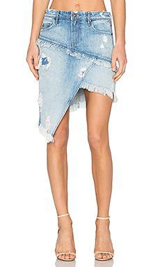 Elseya Asymmetrical Skirt