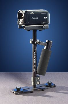 The Glidecam iGlide is for cameras weighing from 4 to 14 ounces.(.....113 a 396 grs)