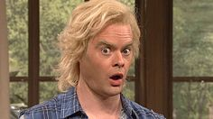 Saturday Night Live: Bill Hader as Devin in The Californians #SNL