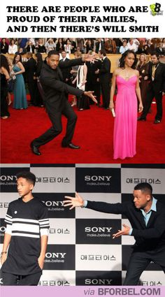 Will Smith is the ULTIMATE family guy