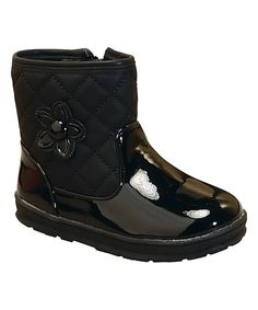 Black Cory Boot