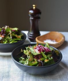 5 Salad Dressings to Know by Heart